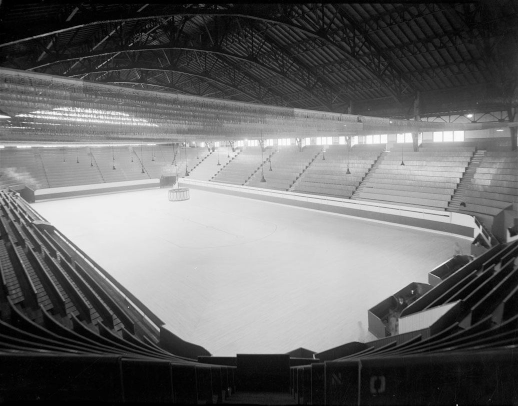 Thomas Arena became the home of two NAHC clubs in 1912